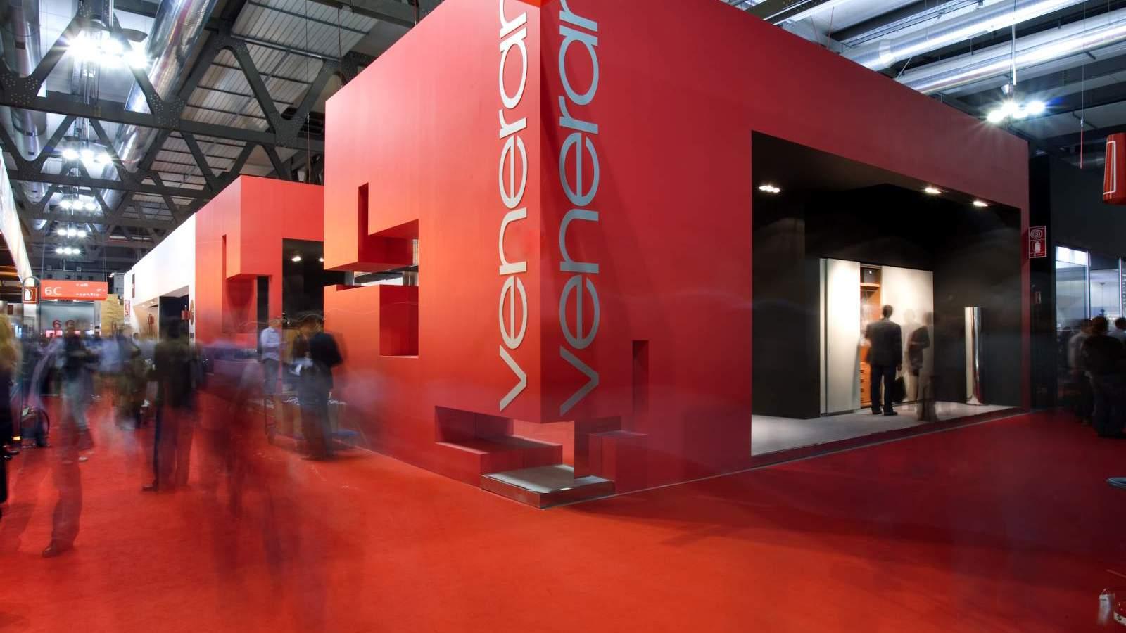 Veneran salone del mobile 2007 milano bottega for I saloni del mobile milano