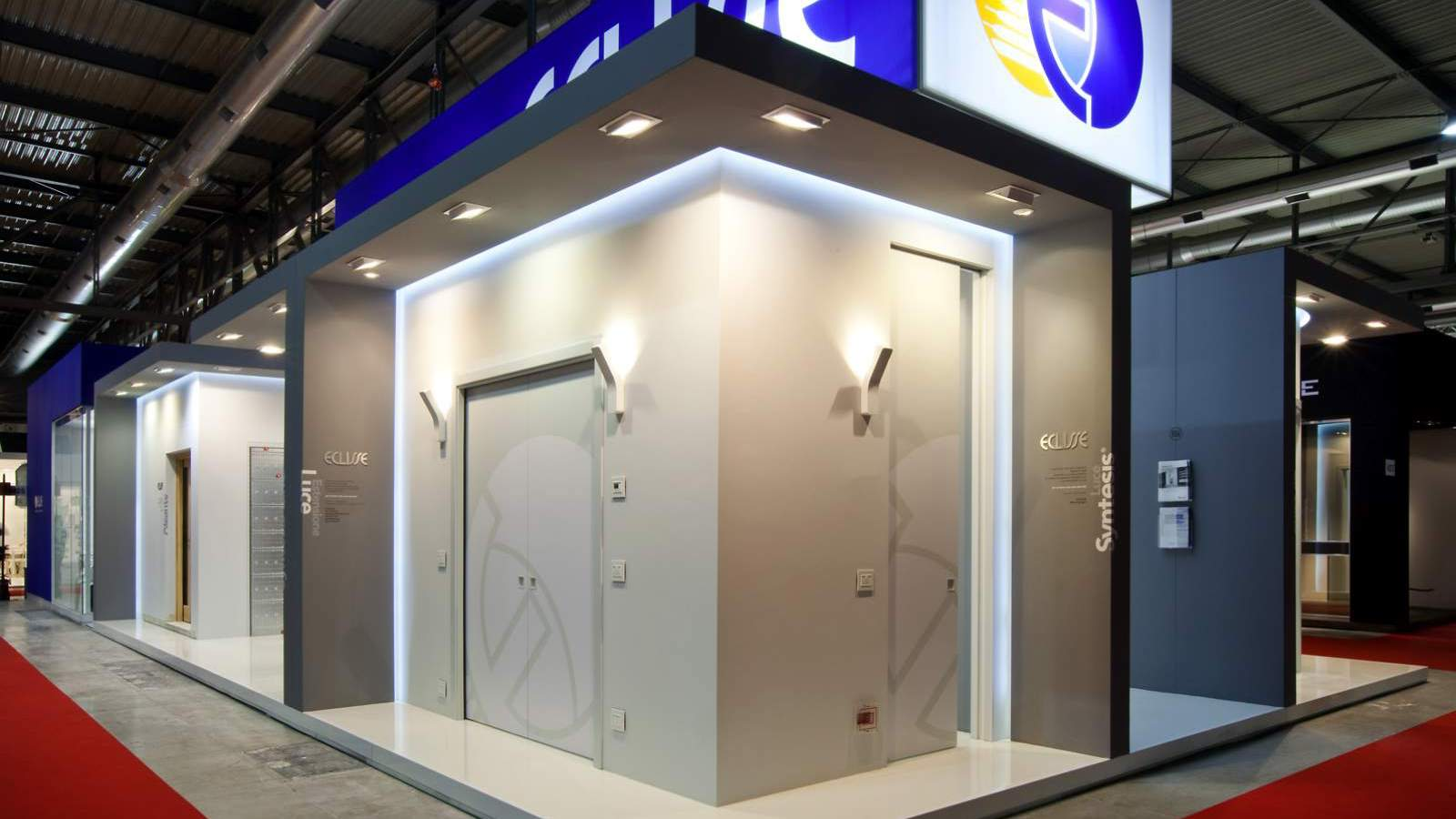 Best Stands Expo Milano : Eclisse made expo milano bottega architetture