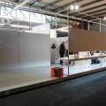 esempio di stand realizzato al salone del mobile