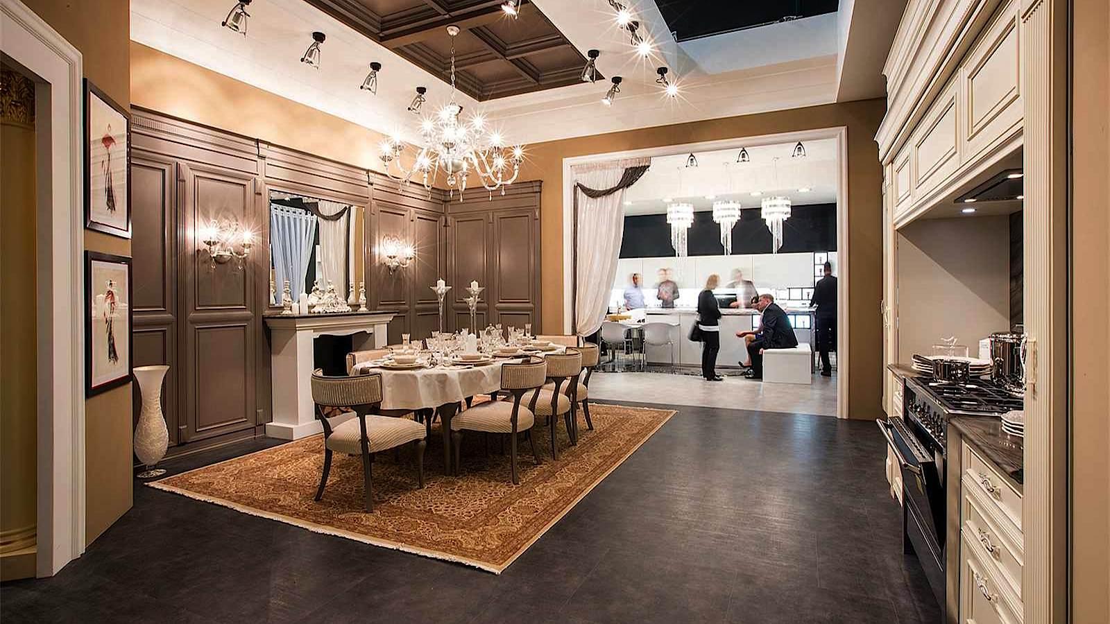Verona mobili salone del mobile 2014 milano bottega for Fiera arredamento verona