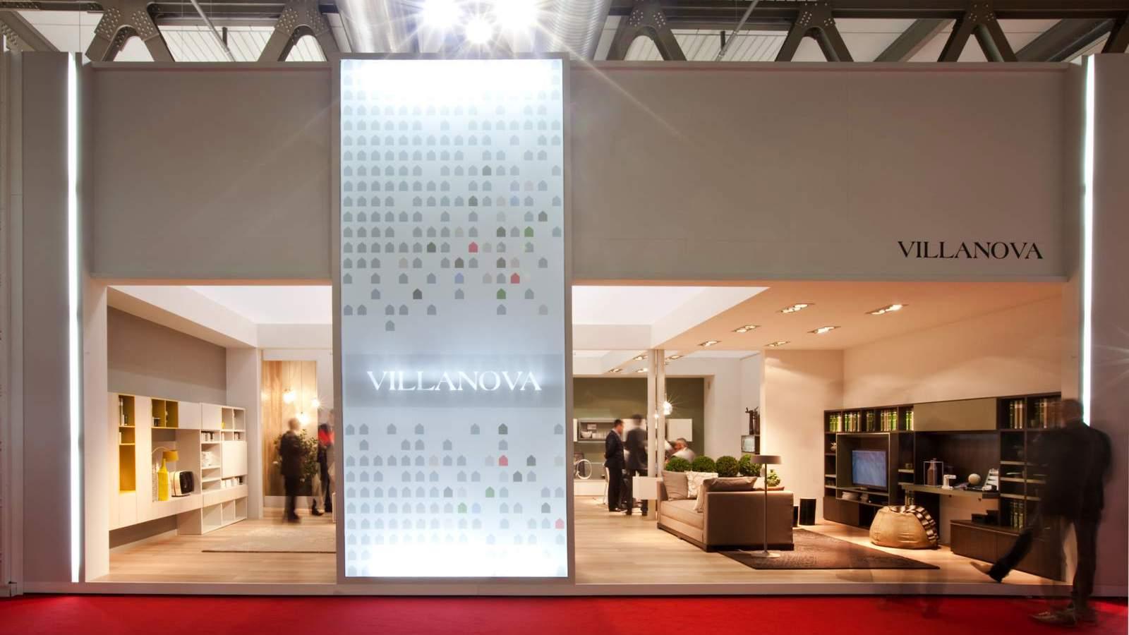 Villanova salone del mobile 2012 milano bottega for Fiera del mobile di milano