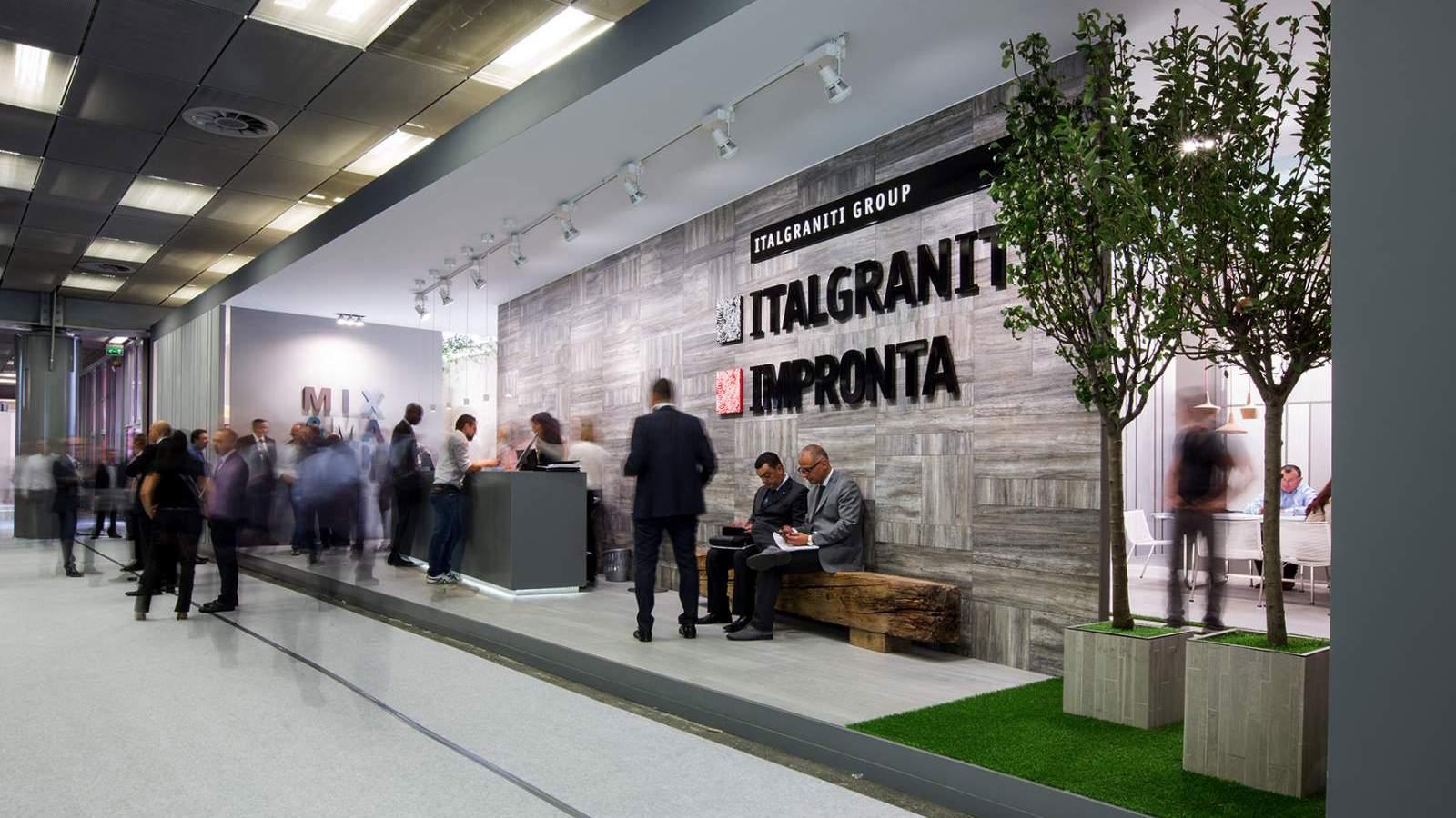 Italgraniti cersaie 2012 bologna bottega architetture for Cersaie bologna 2016