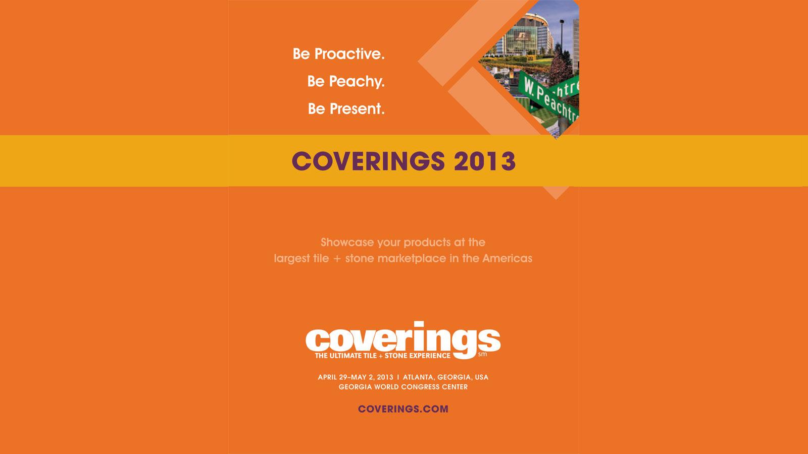 coverings 2013 atlanta