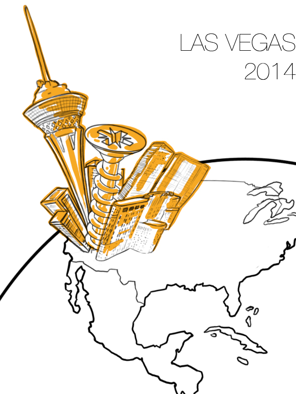 Coverings 2014, Las Vegas