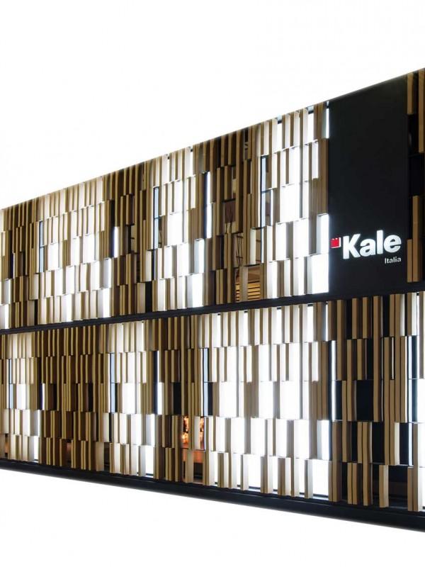 stand realizzato al Cersaie 2014 per Kale Italia