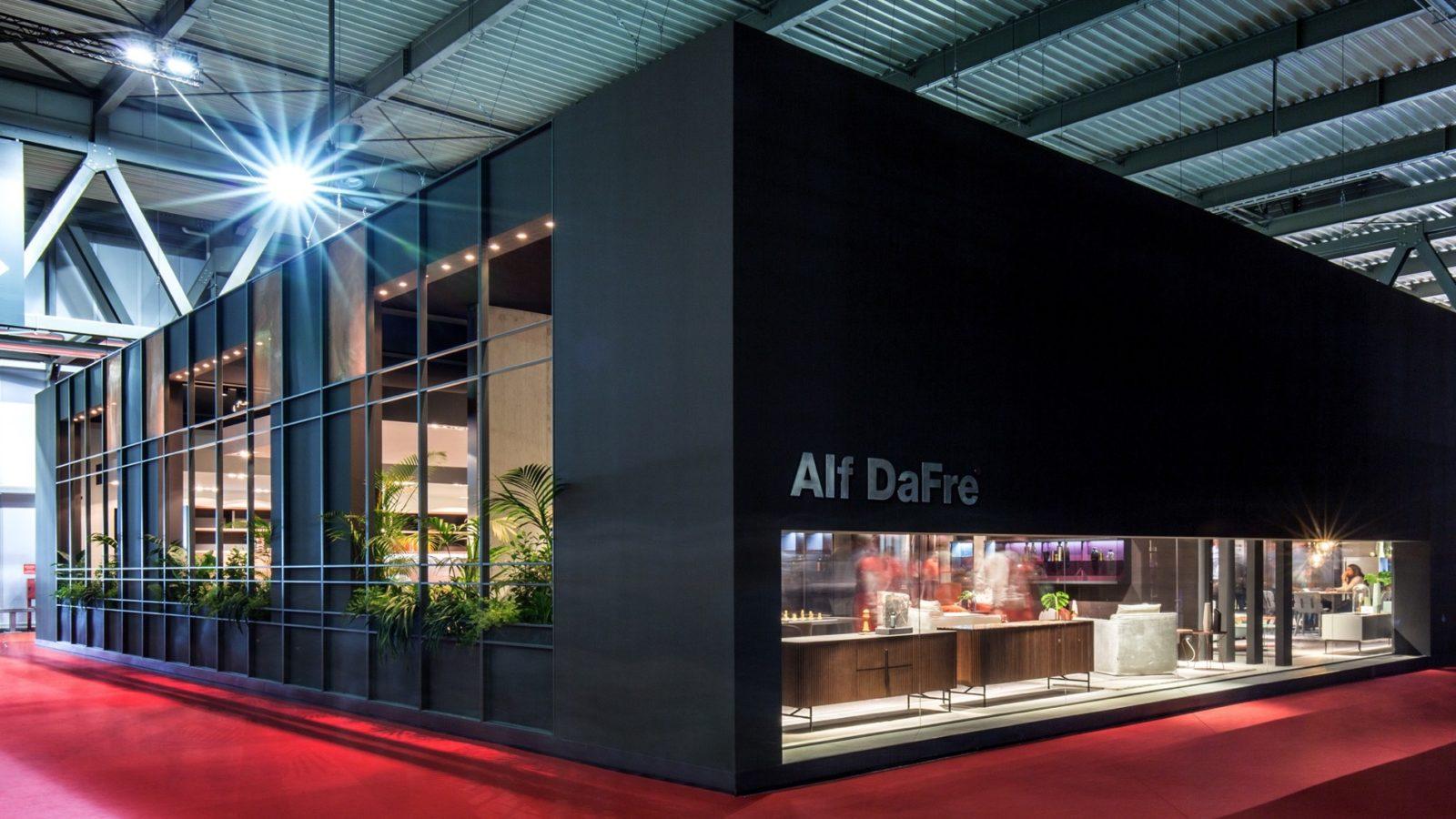 Bottega - Dettaglio allestimento stand Alf (+) Da Frè  per l'edizione 2017 del Salone del Mobile di Milano