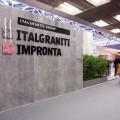 esempio di stand realizzato al Cersaie 2015 Bologna